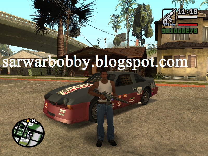 Download game gta san andreas for pc full version
